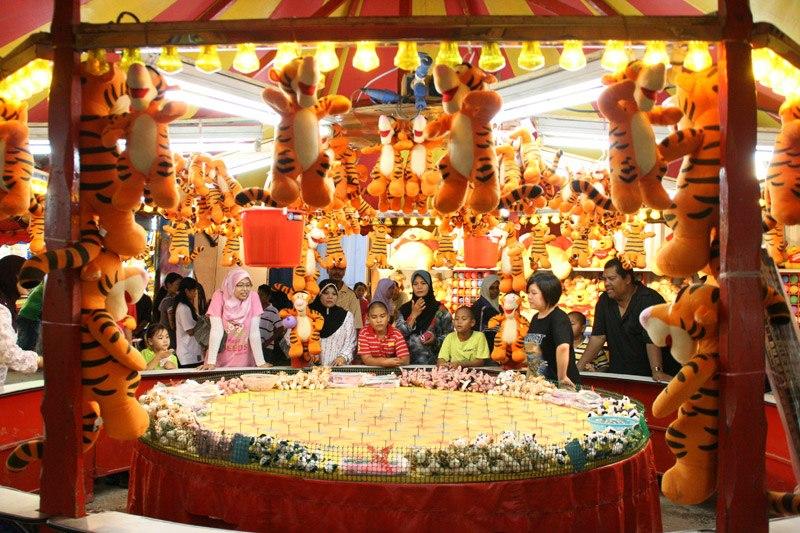 Euro Fun Park Game Stall